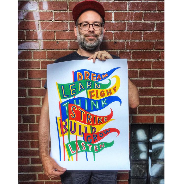 Josh+MacPhee+Explores+Art+as+a+Political+Tool