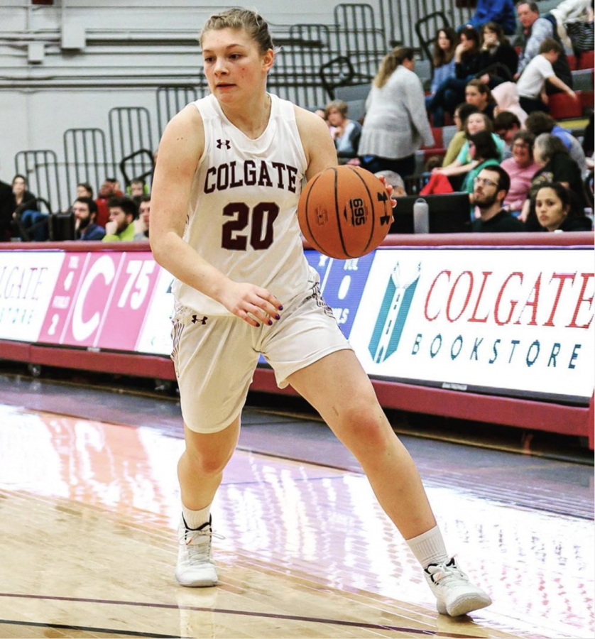 Women's Basketball Remains Focused Despite COVID-19 Challenges