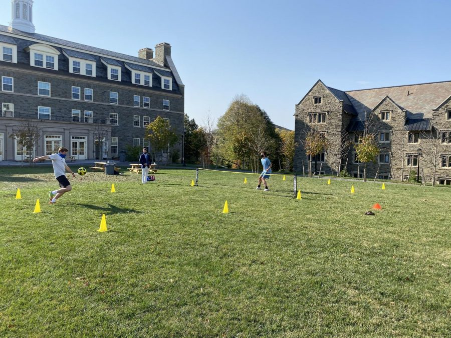 An Update on the Status of Intramural Sports on Campus