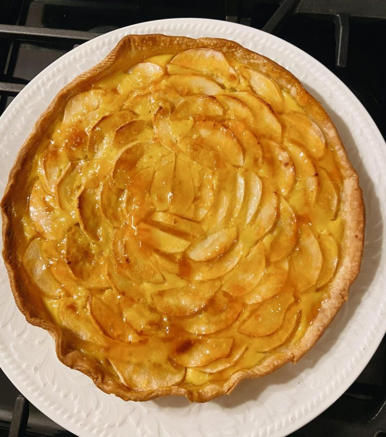 The 'Gate Plate: Fabulous French Apple Tart