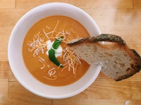 The 'Gate Plate Presents: Simple, Silky Sweet Potato Soup
