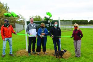 New Dog Park Opens In Hamilton