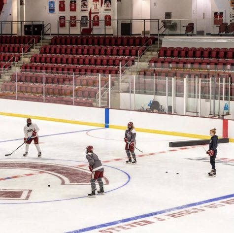 Continuity and Togetherness Help Colgate Women