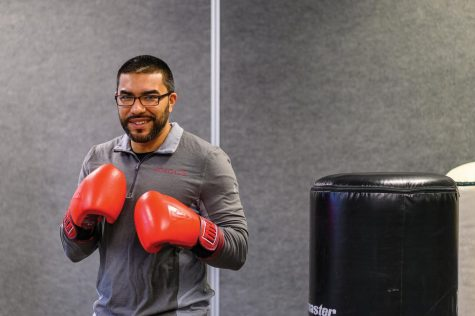C.J. Molina: Keeping Everyone Fit at His Perfect Fit