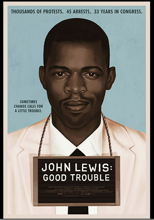 John Lewis: Good Trouble Screened for MLK Celebration