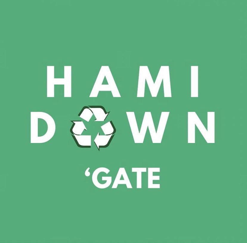 New Hami-Down Launches Campus-Wide Sustainable Clothes Sharing Platform
