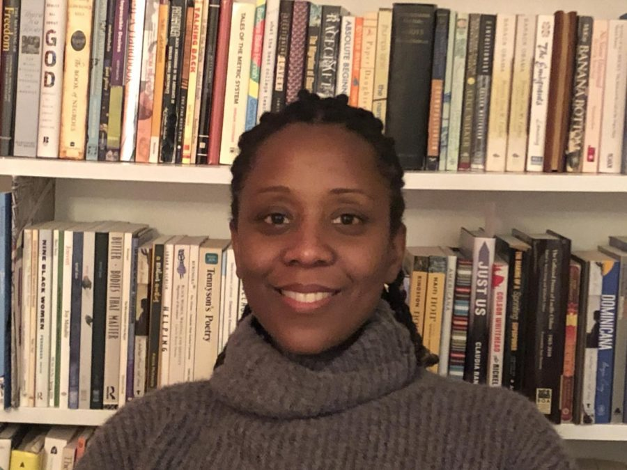 Professor Kezia Page and Her Love for Literature