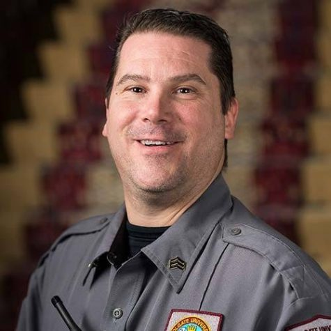 Brian Bain: Life as a Campus Safety Officer During a Pandemic
