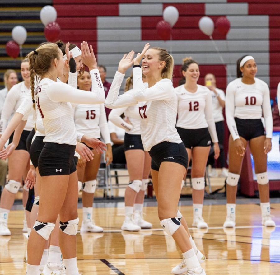 Women's Volleyball Set to Start Season