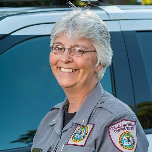 Gert Neubauer: Meet the Woman Behind Campus Safety