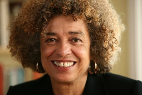 Angela Davis Encourages Activism Among Colgate Community