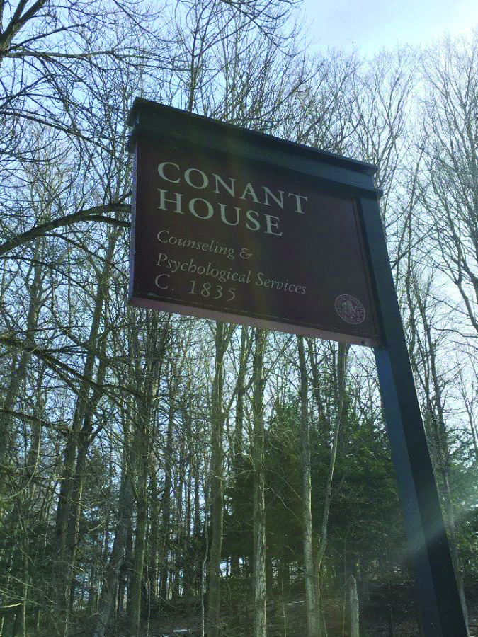 Serenity+and+Support%3A+Conant+House+and+Counseling+Services+at+Colgate