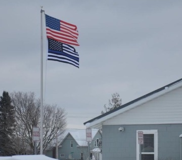 Madison County Board of Supervisors Votes To Let Sheriff Continue Flying Controversial Flag