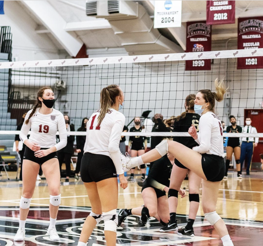 Women's Volleyball Set to Begin Patriot League Tournament