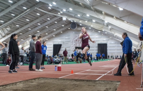 Rachel Schaaf Breaks Triple Jump Record