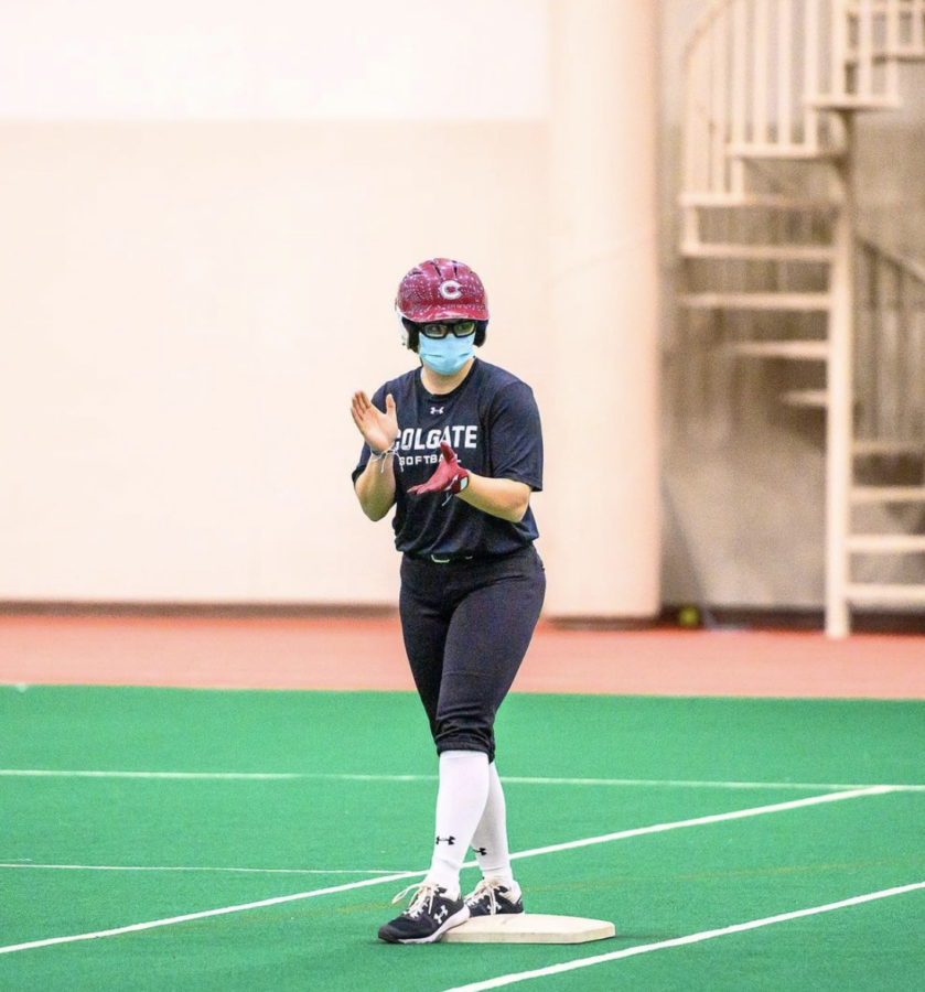 Colgate Softball Confident Ahead of 2021 Season