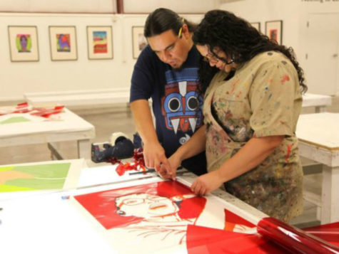 Melanie Cervantes and Jesus Barraza Discuss the Evolution of their Art During COVID-19