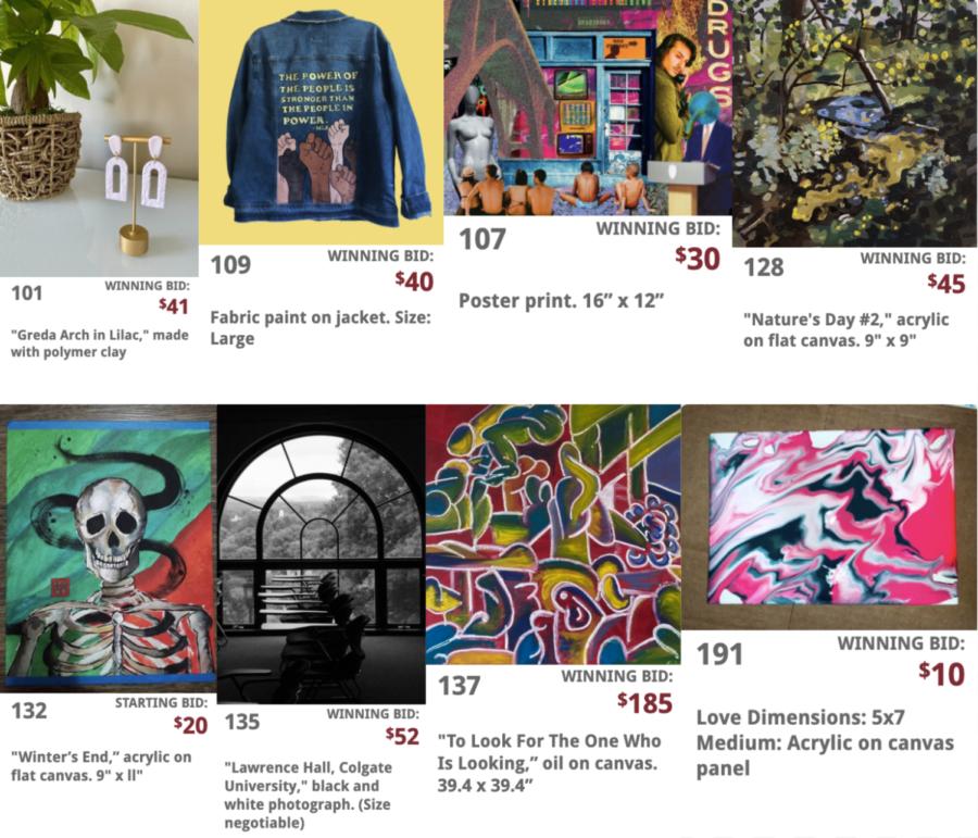 Senior+Honor+Society+Holds+Art+Auction