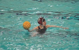 Mackenzie Martin, Queen of Water Polo
