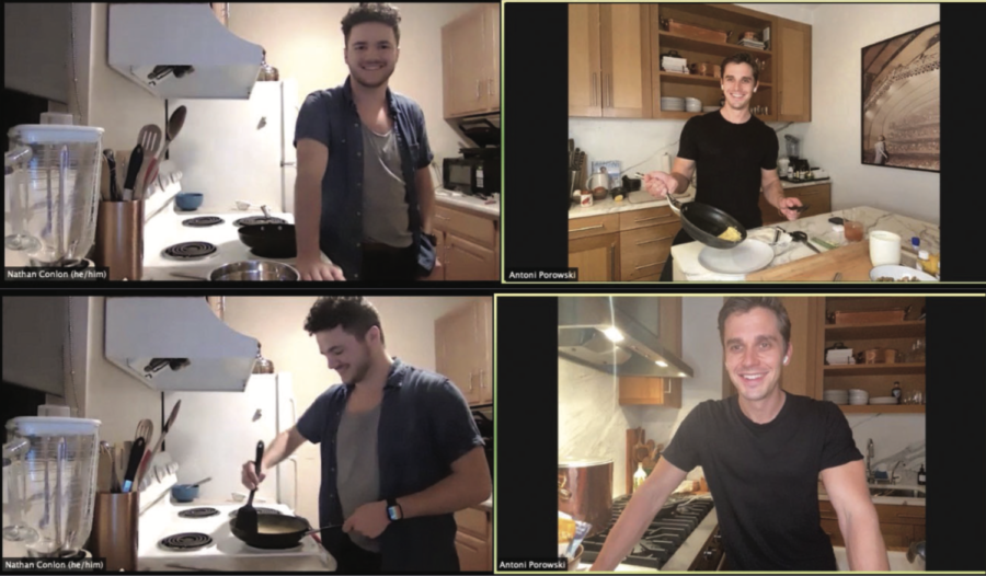 Antoni Porowski Virtual Event: Sharing More Than Recipes