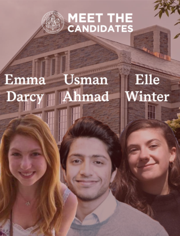 Student Government Association Holds Presidential Elections