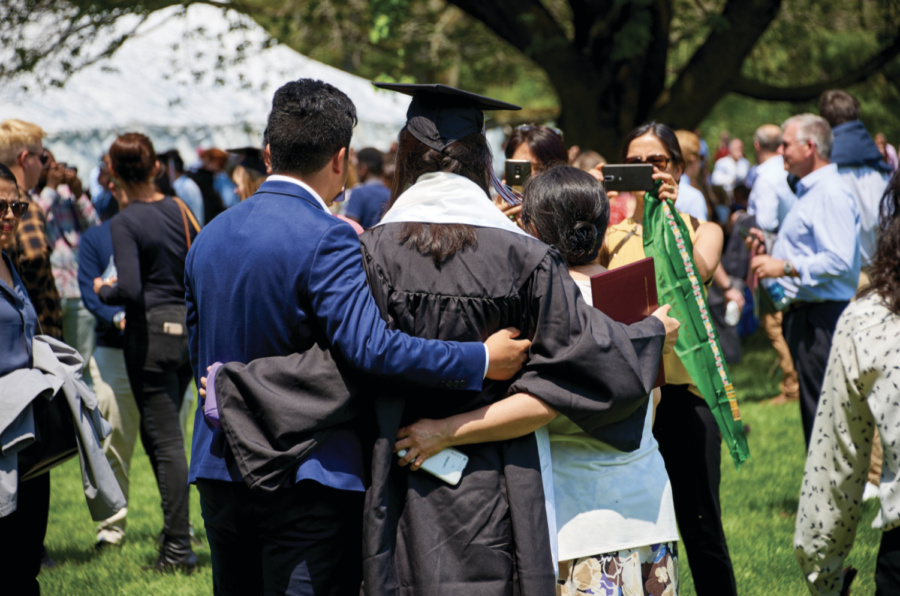 Colgate+to+Allow+Registered+Guests+At+Class+of+2021+Commencement