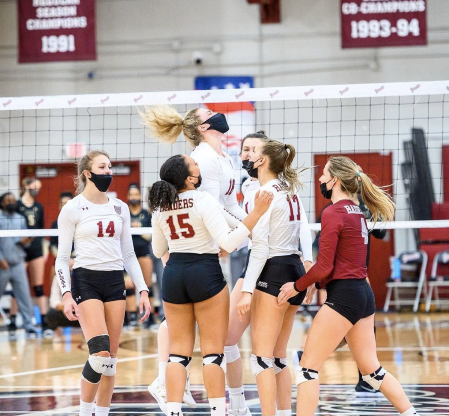 Looking Back at Colgate Volleyball's Record Season