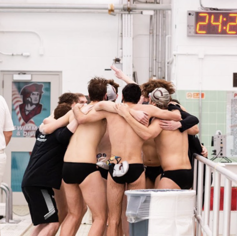 Swim and Dive Teams Prepare to Close Out Unusual Season