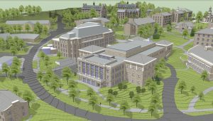 Campus Transformations on the Horizon