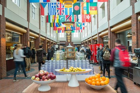 A Perpetual Let-down: The Shortcomings of Frank Dining Hall