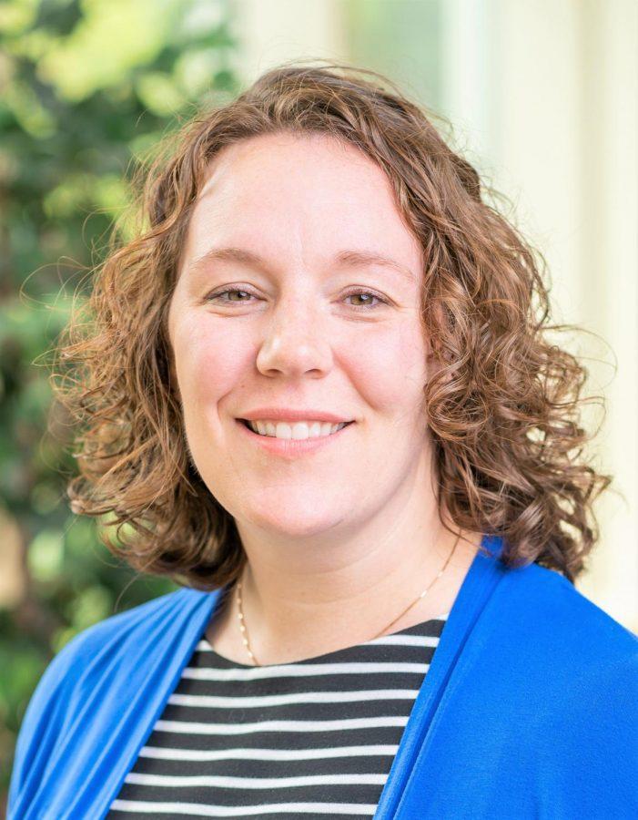 Laura Hartpence: Colgate's Resident Wayfinder