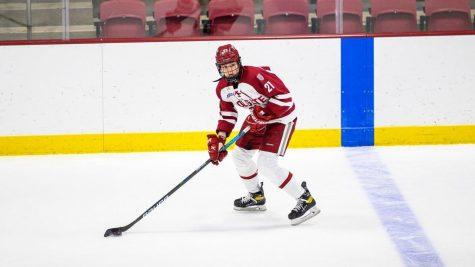 FINDING NEMO: Senior Nemo Neubauerova represented her home country of the Czech Republic at the 2021 IIHF World Championships in Calgary.