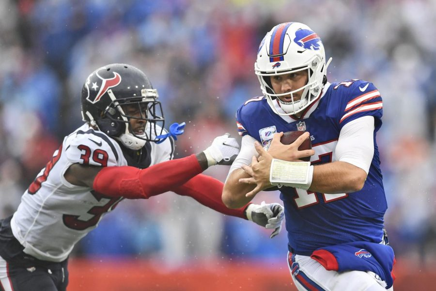 MAFIA MOMNETUM: After a disappointing Week 1 loss to Pittsburgh, the Buffalo Bills have been rolling, and are primed to beat Kansas City on the road.
