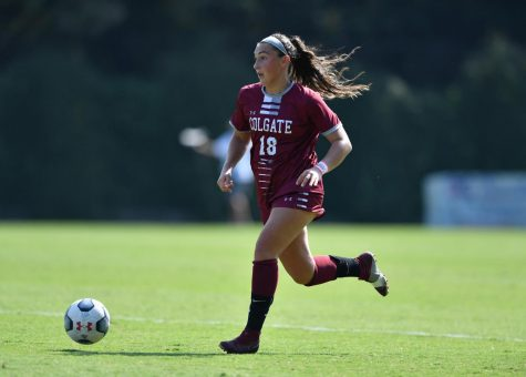 The Development of a Leader: Ruby Diodatis Soccer Journey