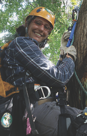 Professor Catherine Cardelús and the Appreciation of Trees