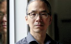 """SCI-FI AND PHILOSOPHY: Ted Chiang visits Colgate University to talk about his acclaimed work """"Exhalation"""" and his views on writing and the world."""